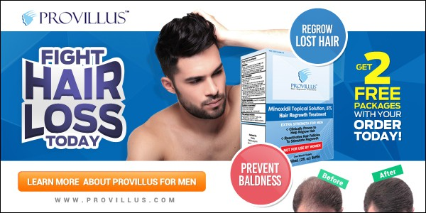 Provillus Hair Regrowth System